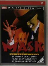 THE MASK DVD JIM CARREY  NUOVO SIGILLATO