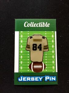 Pittsburgh Steelers Antonio Brown jersey lapel pin