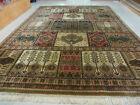 10' x 14' Vintage Power Loomed Couristan European Wool Rug Belgium Made Carpet