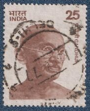 INDIA  25 R  GANDHI  Good Used  (C270) with ' DELHI ' cds