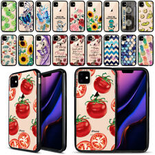 "For Apple iPhone 11 6.1"" 2019 Hybrid Hard Clear Back Case TPU Bumper Phone Cover"