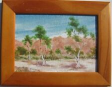 Small (up to 12in.) Realism Landscape Art Paintings