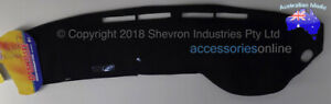 Dash Mat by Shevron suits NISSAN 200SX [S14] SILVIA 1994 to 12/2000 with Airbag