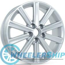 New 17 X 7 Replacement Wheel For Toyota Camry 2011 2012 2013 2014 Rim 69603 Fits Toyota
