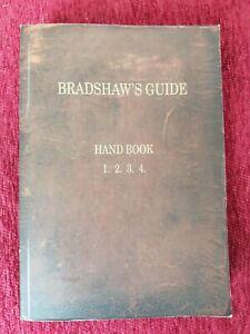 Bradshaw's Guide The 1866 Handbook Reprinted 2011 George Bradshaw paperback Book