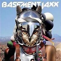 BASEMENT JAXX: Scars: CD NEW DIGIPAK