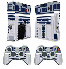 316 Vinyl Decal Cover Skin Sticker for Xbox360 slim and 2 controller skins