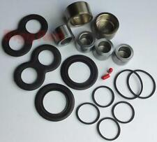FRONT Brake Caliper Seal & Piston Repair Kit for JAGUAR E-TYPE 1968-71 (BRKP89)
