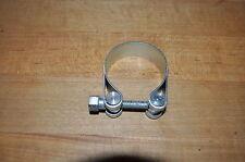 32 mm MUFFLER / EXUAST CLAMP BENELLI, DUCATI, GILLERA, OTHERS