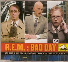 "R.E.M. - CD SINGLE PROMO ""BAD DAY"""