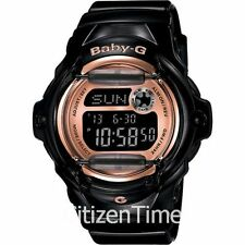 -NEW- Casio Baby-G Black Watch BG169G-1