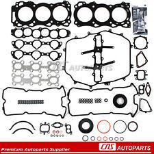 Fits Nissan 350Z Infiniti FX35 G35 M35 Full Gasket Set w/ Sealant 3.5L VQ35DE