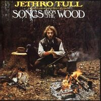 *NEW* CD Album Jethro Tull - Songs From The Wood (Mini LP Style Card Case)