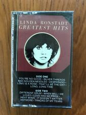 Greatest Hits by Linda Ronstadt (Cassette Reissue) NEW