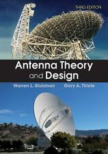 Antenna Theory and Design by Warren L. Stutzman and Gary A. Thiele ,3ed