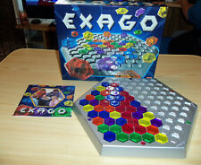 Exago Game By Goliath - Be the First to Get 4 in a Row - No. 70309 - Complete