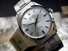 Beautiful 1973 Rolex Oyster Airking Precision & Original Rolex Oyster Bracelet