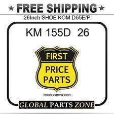 KM 155D  26 - 26Inch SHOE KOM D65E/P  for KOMATSU