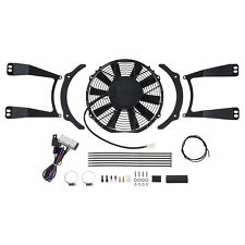 REVOTEC ELECTRIC FAN COOLING KIT NEG EARTH TRIUMPH SPITFIRE NARROW RAD RFK321
