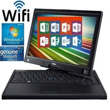 "Dell Latitude XT2 12""  LAPTOP,TouchScreen+Stylus, Swivel Screen,Windows7,Word,"