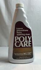 Poly Care Floor Cleaner 20 oz Made in USA