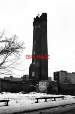 PHOTO  1985 EDGBASTON OBSERVATORY BELIEVED TO BE ONE OF TOLKIEN'S 'TWO TOWERS'.