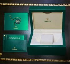 Rolex SUBMARINER 114060 Full Box Set Warranty Booklet Hang Tag N170 Bezel Cover