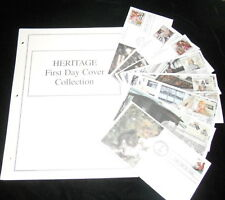 Heritage First Day of Issue Collection for 1993