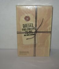 Diesel Fuel for Life 75 ml / 2.6 oz Women Perfume FACTORY SEALED Authentic EDP