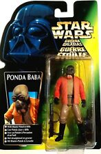 Star Wars Blister Figur Ponda Baba OVP + NEU