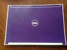 LidStyles PURPLE Vinyl Laptop Skin Decal fits Dell Latitude D620 D630 Series