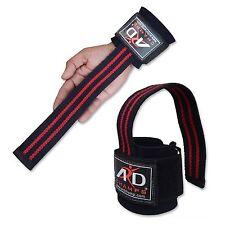 ARD Weight Lifting Bar Straps Gym Bodybuilding Wrist Support Wraps Bandag