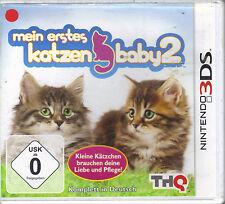 Mein erstes Katzenbaby 2 ( Nintendo 3DS )