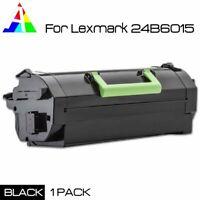 Compatible Lexmark 24B6015 Black Toner for M5155, M5163, M5170, XM5163, XM5170