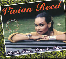 VIVIAN REED - FAITH FIRE LOVE AND MORE - CD FUNK / SOUL