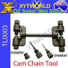Motor Bike Timing Cam Chain Cutter Breaker Riveter Install Tool Honda Yamaha Ktm