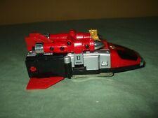 Power Rangers Lightspeed rescue red deluxe zord omega