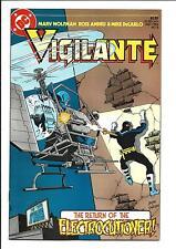 VIGILANTE # 8 (DC Comics, JULY 1984), VF/NM