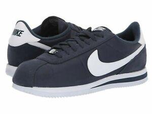 Nike Cortez Basic Nylon Men's Shoes obsidian/white 819720 411