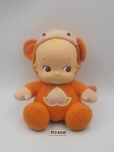 "Kewpie B2408 Rat Orange Rose o'neill Plush 5"" Vinyl Figure Toy Doll Japan"