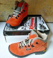 Chaussures montantes de randonnée, Kimberfeel Rock brique semelles vibram T 41