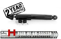 2 NEW FRONT SHOCK ABSORBERS FOR SUZUKI JIMNY 1998->/GH-335230K