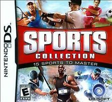 NEW! Sports Collection 15 sports games (Nintendo DS, & Dsi 3DS 2DS) NEW & SEALED
