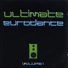 New: Various Artists: Ultimate Eurodance 1  Audio CD