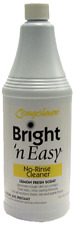 Bright N' Easy No Rinse Cleaner - Congoleum 32oz