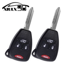2 New Entry Combo Keyless Remote Control Ignition Key Fob Clicker for M3N5WY72XX