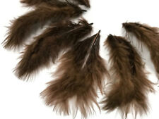 1 Pack - Brown Turkey Marabou Short Down Fluff Loose Feathers 0.10 oz. Confetti