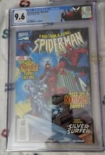 The Amazing Spiderman 430 CGC 9.6 Marvel Comic 1998 Cosmic Carnage Retired Label