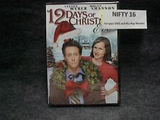 12 Days Of Christmas Eve (DVD, 2005)  Molly Shannon  Brand New