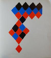 Sonia Delaunay Letter F of Alphabet